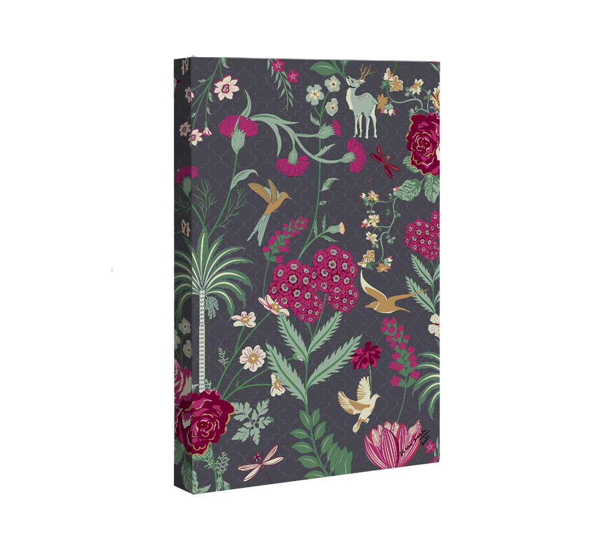 Floral Galore Canvas Wall Art