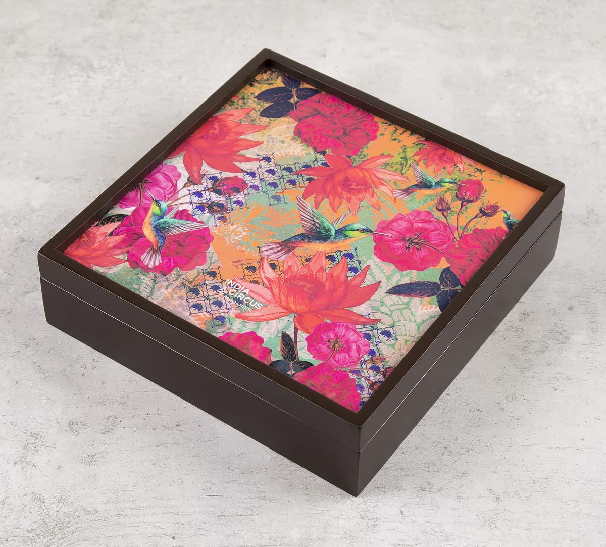 Floral Kingdom Small Storage Box