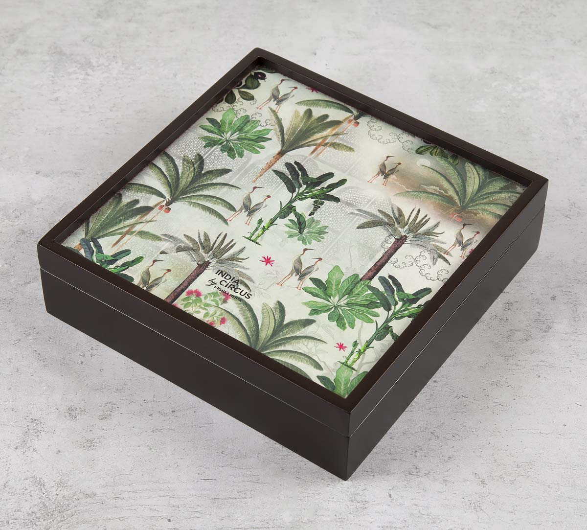Heron's Garden Small Storage Box