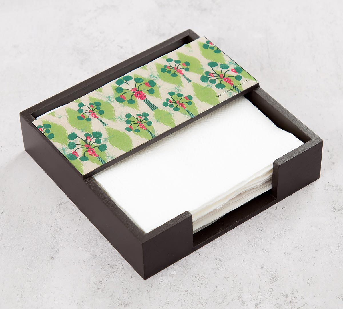 Invisible Butterflies Tissue Holder