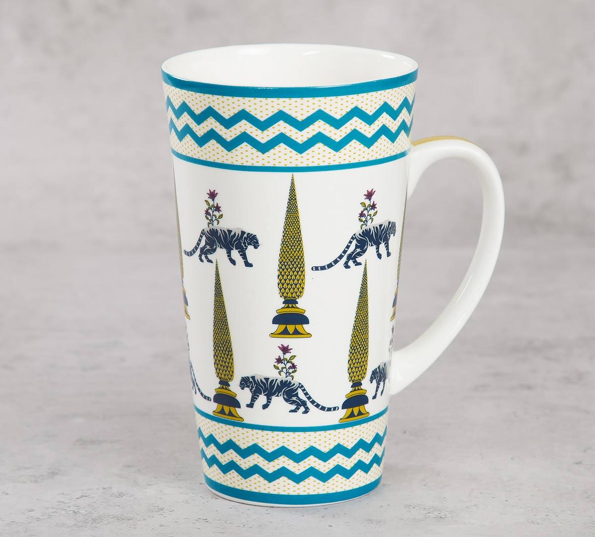 Mystical Garden Conical Mug (Set of 2)