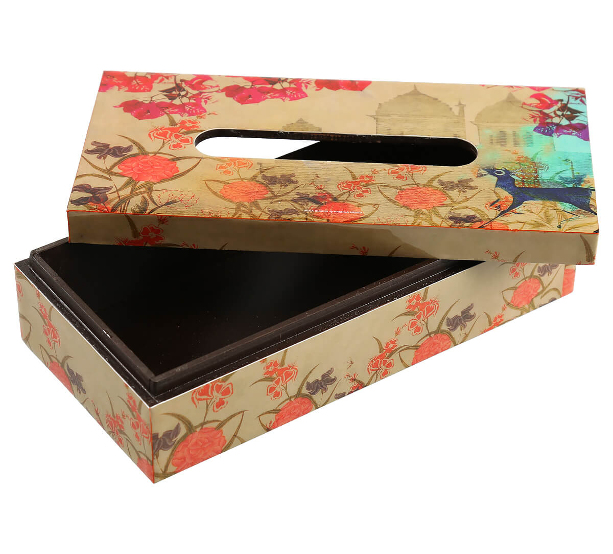 Palaces in Paradise Tissue Box Holder