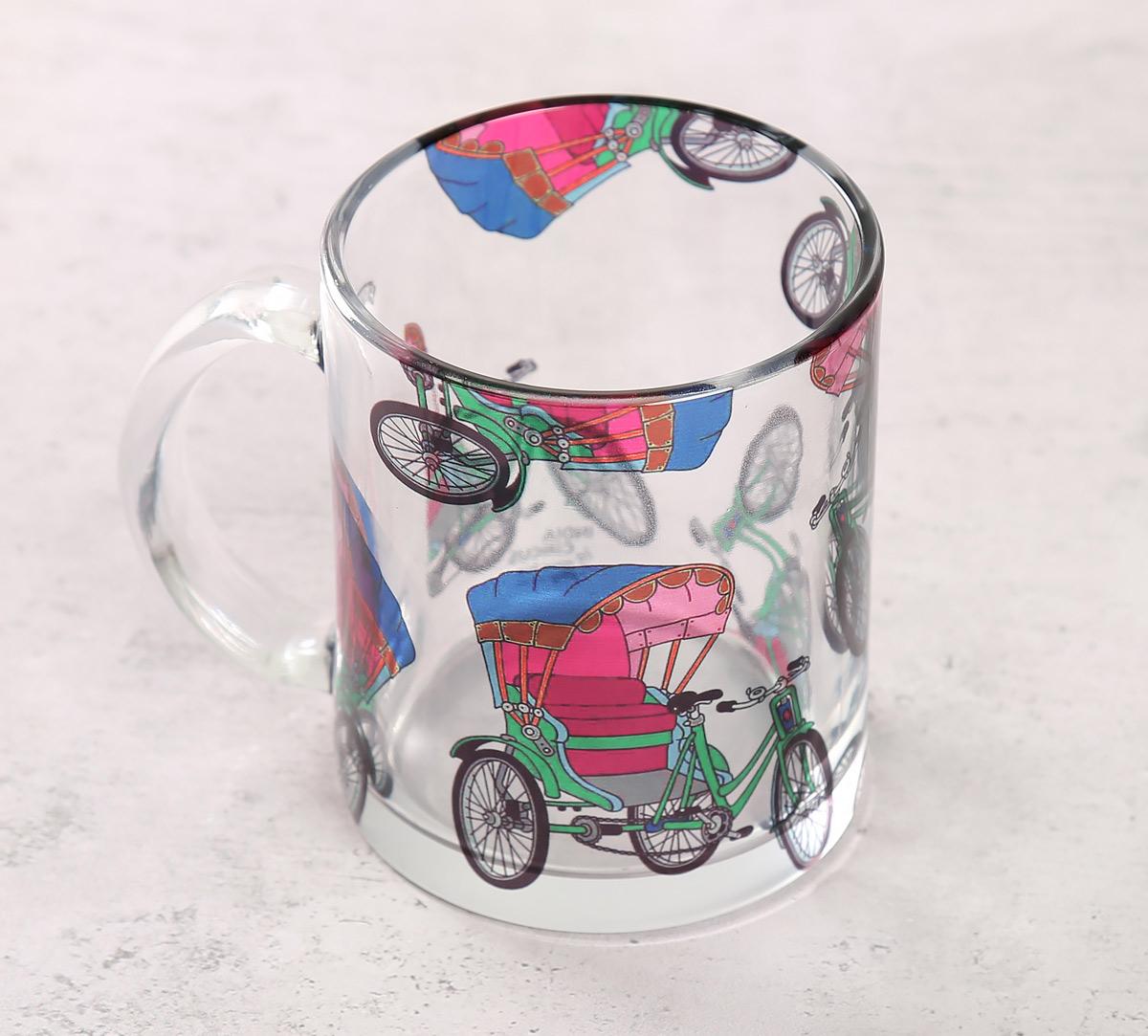 Pop Tanga Glass Mug