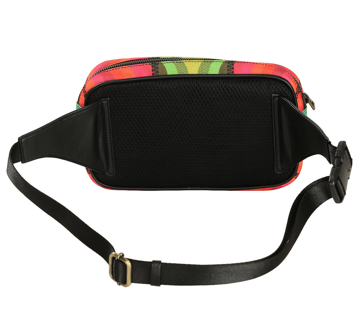 Ripple in a Zipper Belt Bag