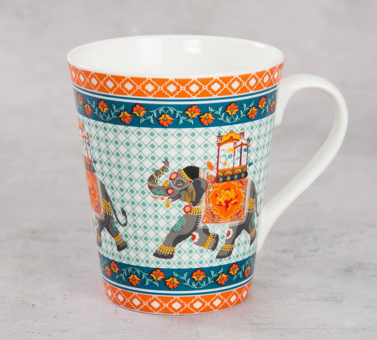 Swirling Safari Zing Mug (Set of 2)