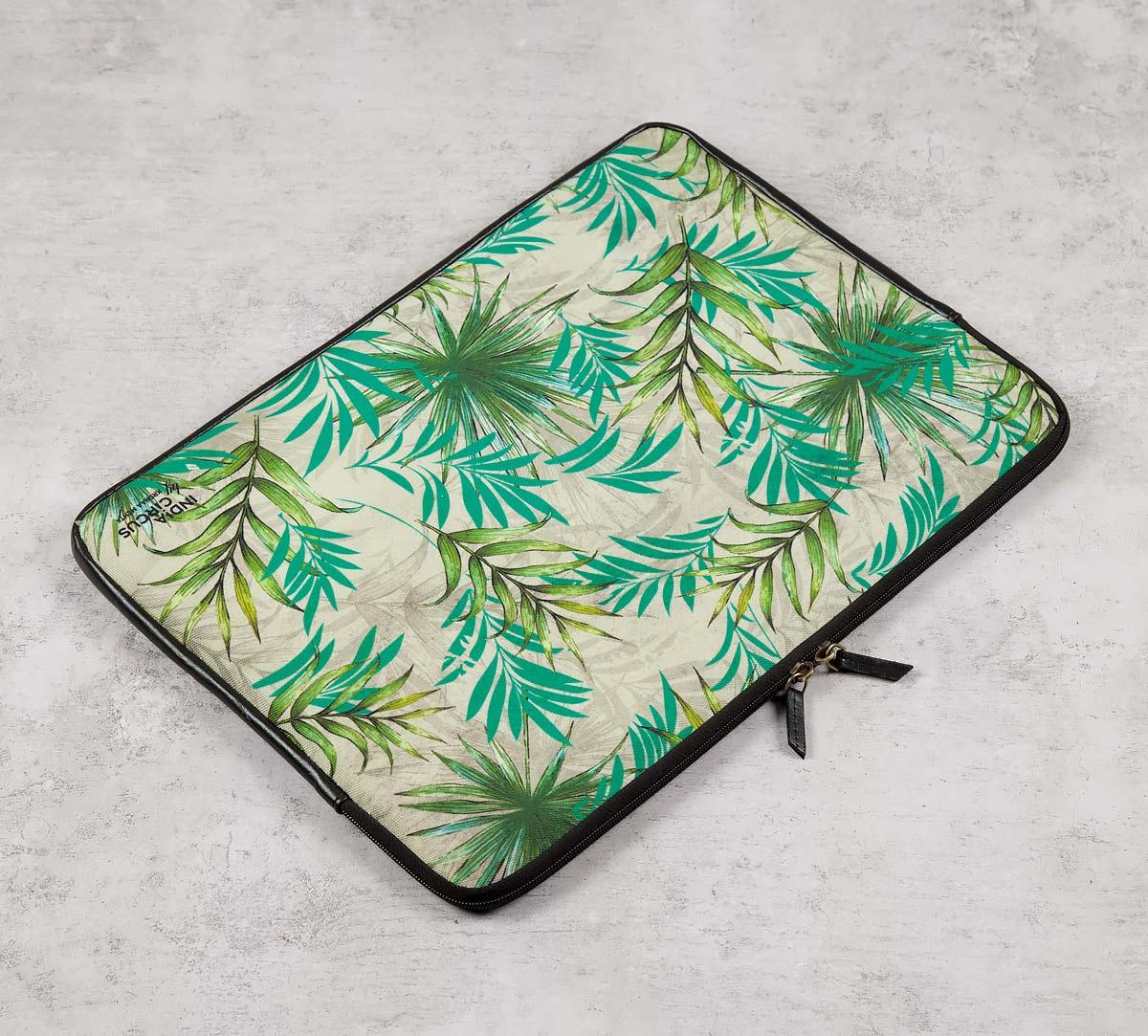 Tropical Fall Laptop Sleeve