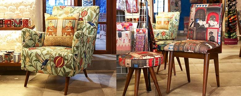 Designer Home Decor Fabrics By Krsna Mehta India Circus 174