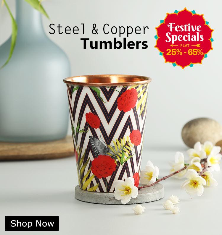 Buy Tumblers & Glasses Online