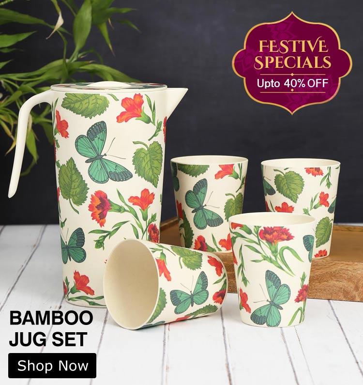 Buy Bamboo Serveware Online
