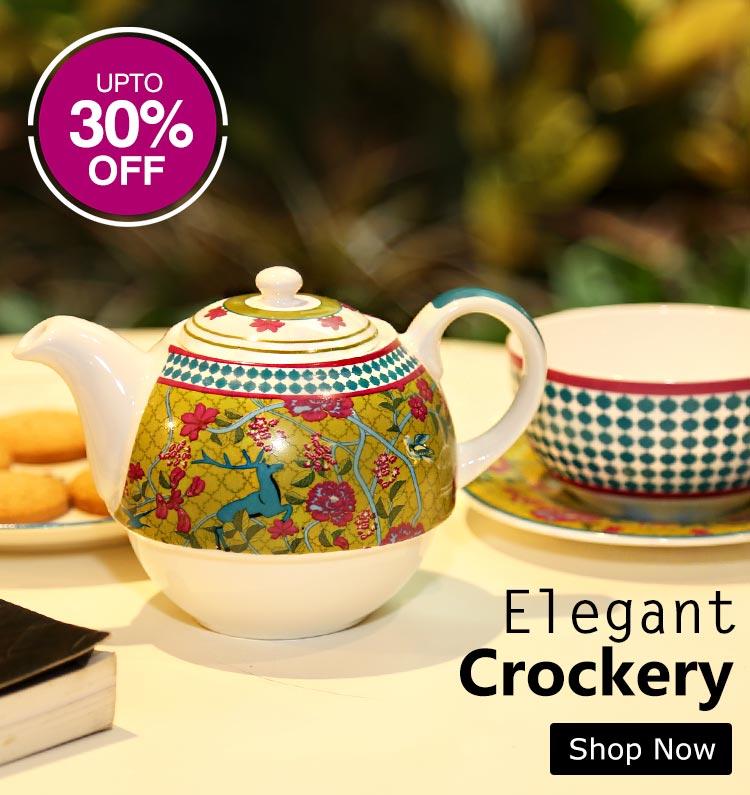 Buy Designer Crockery Online for Home Party