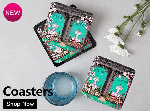Buy Designer Coasters Online