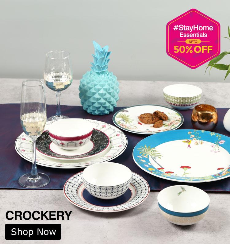 Buy Crockery Online