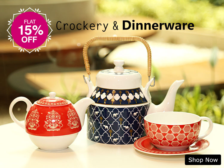 Buy Crockery and dinnerware online