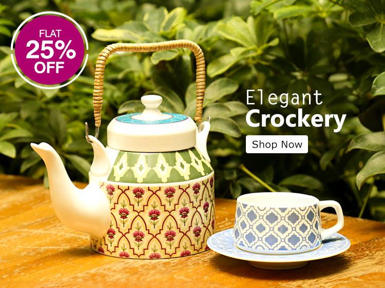 Buy Designer Crockery Online for Gift
