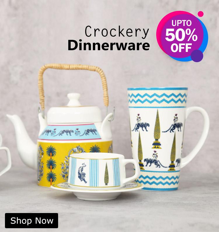 Buy Crockery & Dinnerware Online