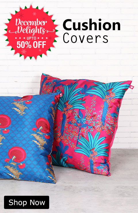 Buy Designer Cushion Covers Online