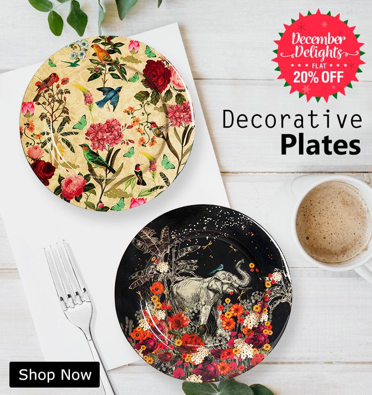 Buy Decorative Plates Online