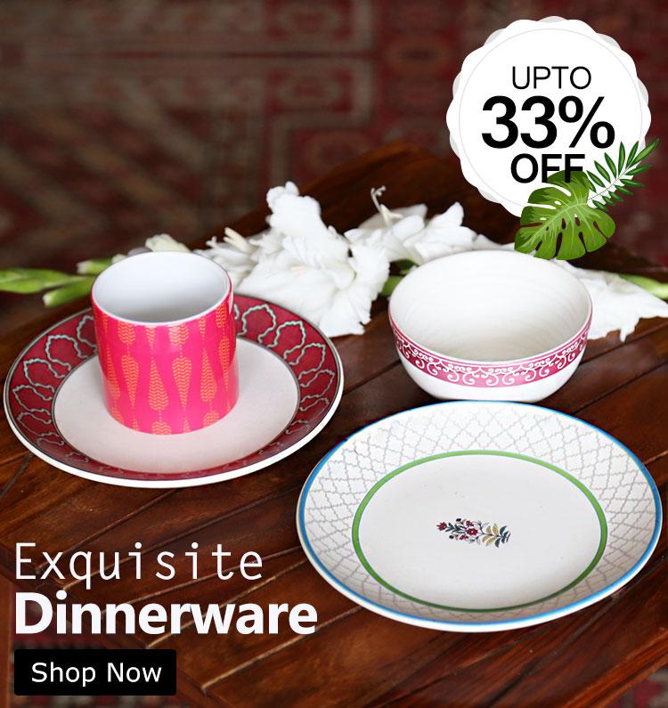 Buy Designer Crockery Online for Home Party