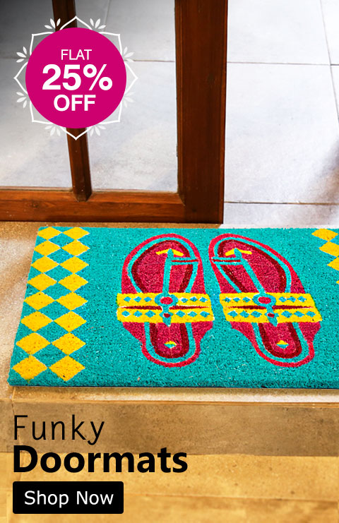 Buy Doormats and Bathmats Online