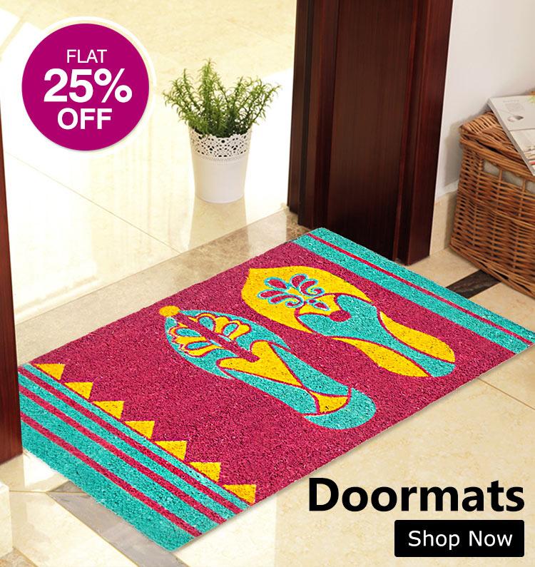 Buy Doormats and Bathmats Online