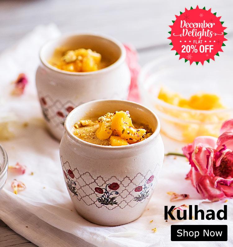 Buy Chai Kulhads Online