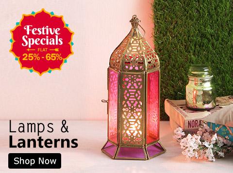 Buy Lamps & Lanterns Online