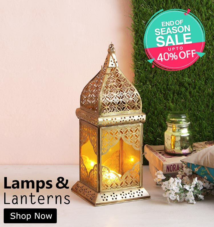 Buy Lamps and Lanterns Online