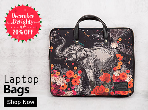 Buy Designer Laptop Bags Online