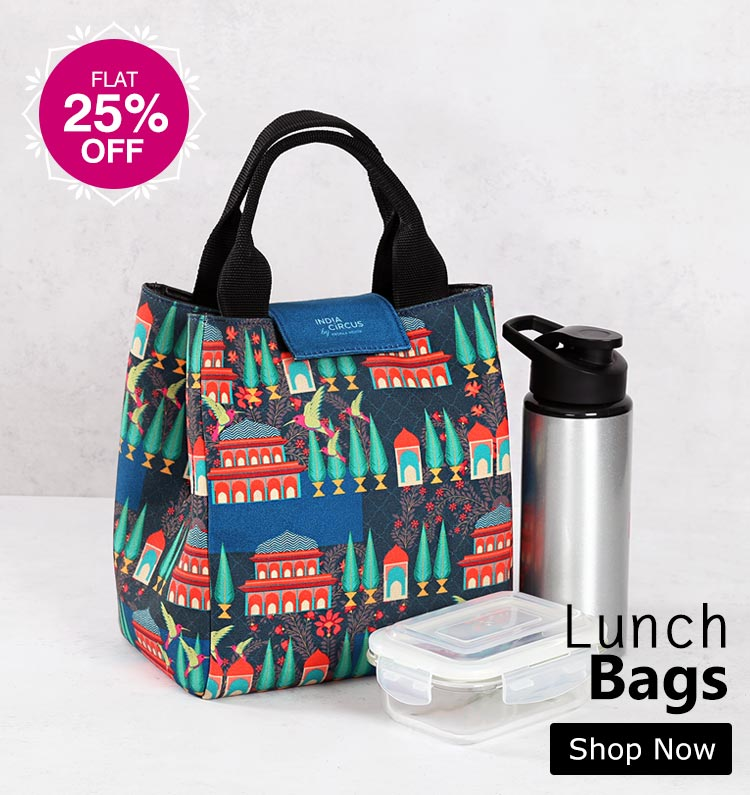 Buy Designer Lunch Bags  Online