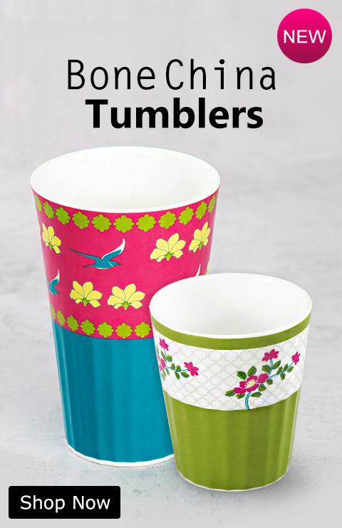 Buy Tumblers & Glasswares Online