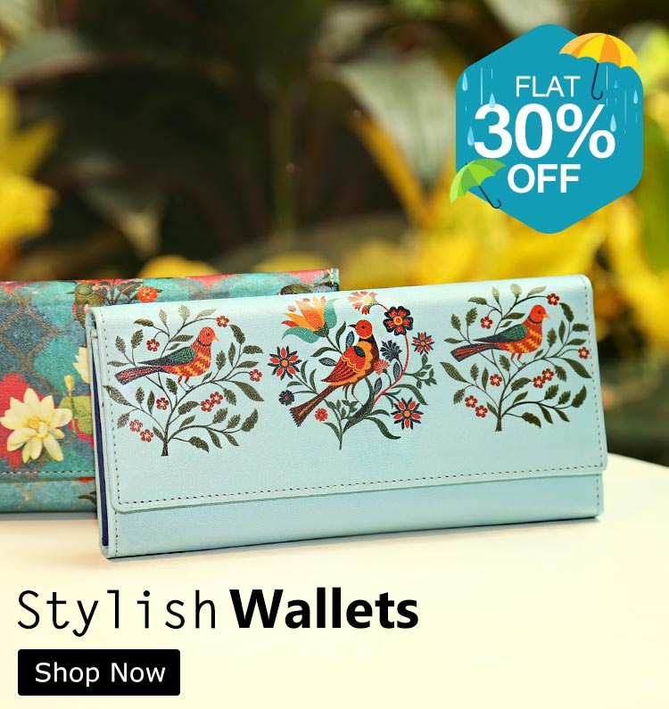 Buy Designer Wallets | Travel Wallets Online