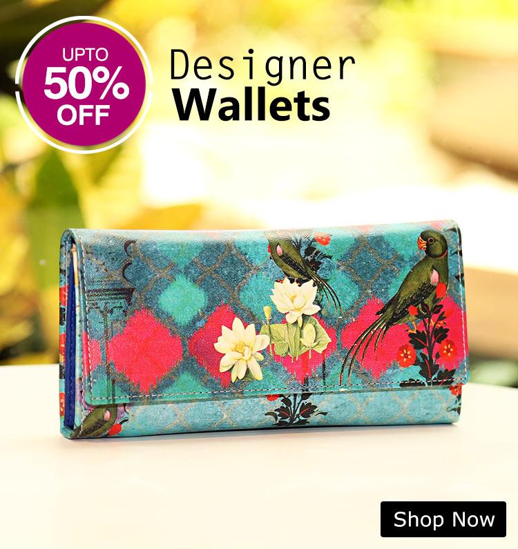 Buy Designer Wallets | Travel Wallets Online