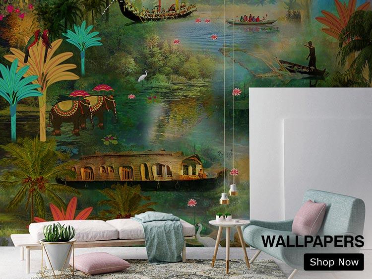 Buy Wallpapers Online
