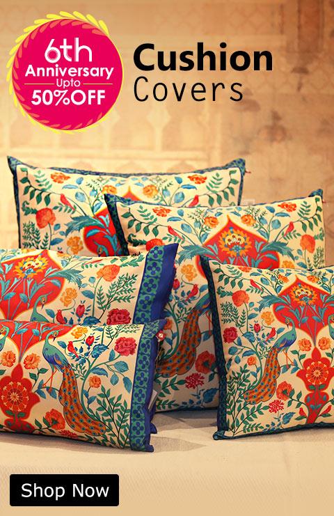 Buy Designer Cushion Covers Online