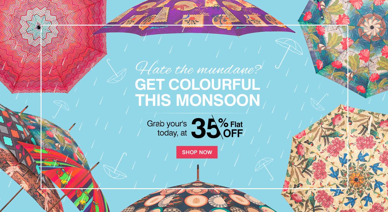 Buy Umbrellas Online